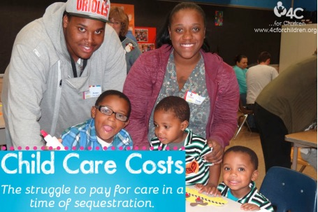 The High Cost of Child Care